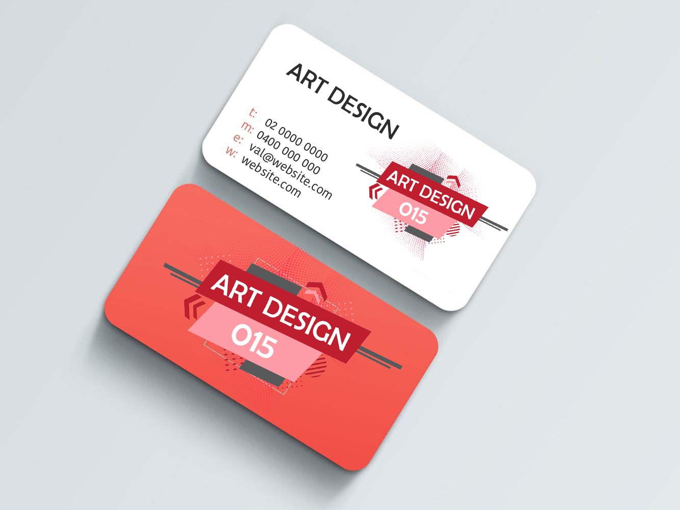 artdesign015 stamparija - izrada vizir karti